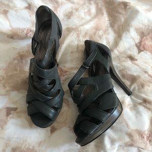 Coach high heels size 7